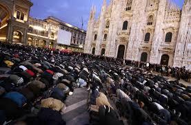 Milan-dôme-musulmans